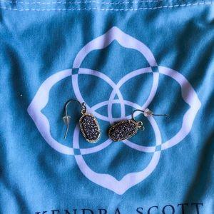 KENDRA SCOTT Lee Gold Drop Earrings